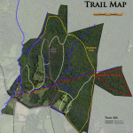 Sustainable Farm Design: Trails Map