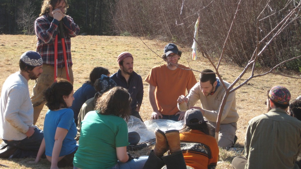 Ethan Permaculture Teaching