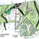 Final farm design, Hudson River Valley, USA