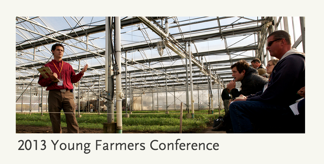 Young Farmers Conference
